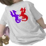 Child of Dragons Tee Shirts