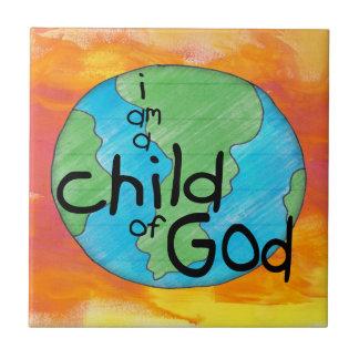 Child of God Ceramic Tiles