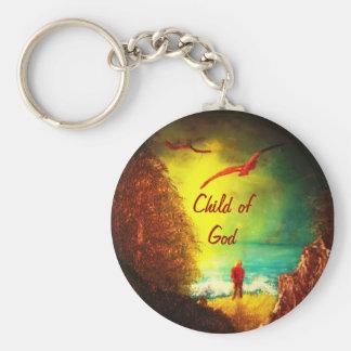 Child of God Keychain