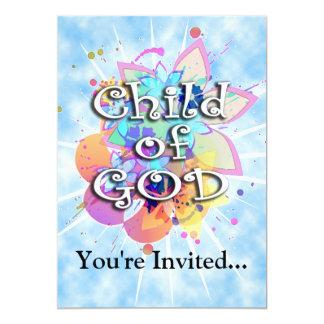 Child of God, Pastel Card