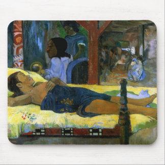 Child of God Te Tamari No Atua (Nativity) Gauguin Mouse Pad