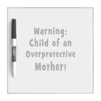 child of overprotective mother black.png dry erase whiteboard