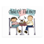Child Of The 50's Postcards