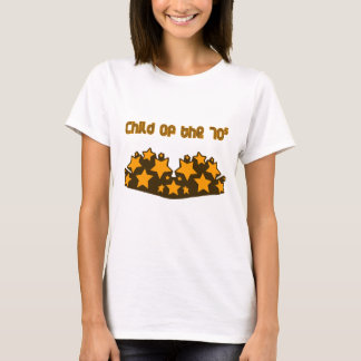 Child of the 70s Baby Doll T-Shirt
