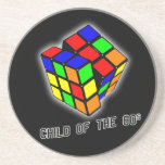 Child of the 80s drink coasters