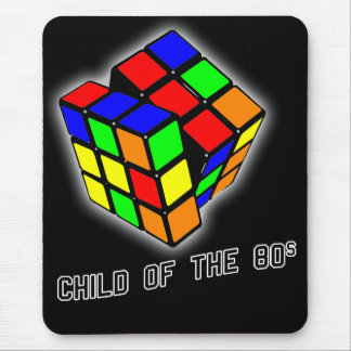 Child of the 80s Moudepad Mouse Pad