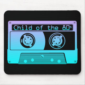 Child of the 80s mousepad
