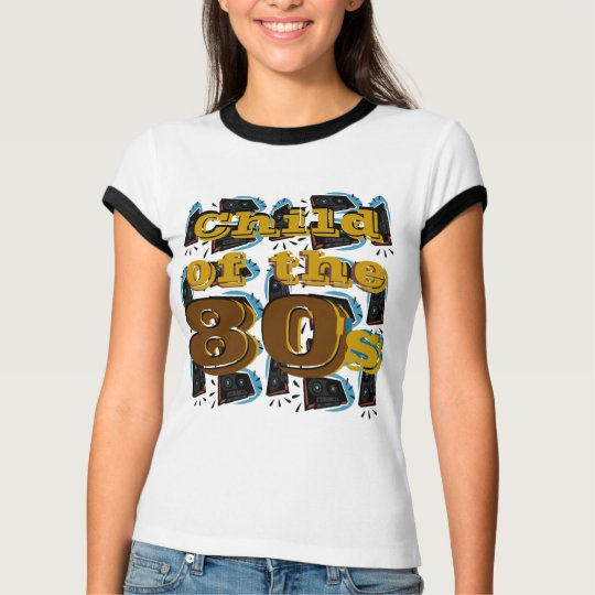 Child of the 80's - T-Shirt