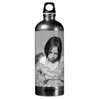 Child of the Depression Water Bottle