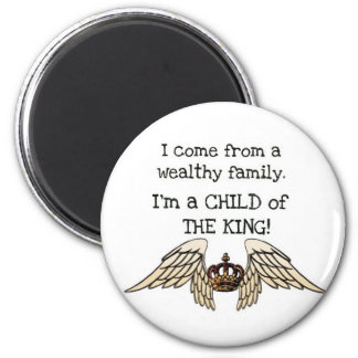 Child of the King Magnet