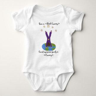 Child of the World Baby Bodysuit