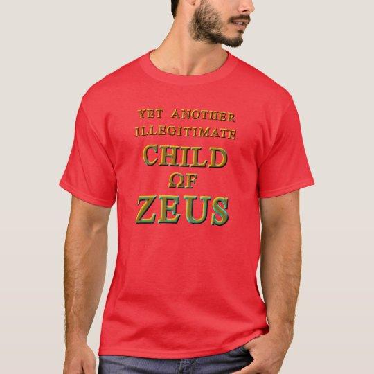 Child of Zeus T-Shirt