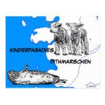 Child paradise Dithmar Postcard