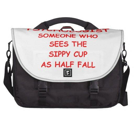 child psychologist bag for laptop