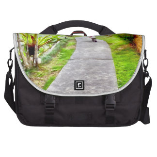 Child running on track commuter bags