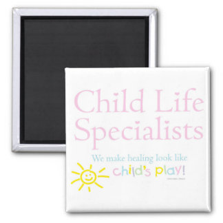 Child s Play Magnet