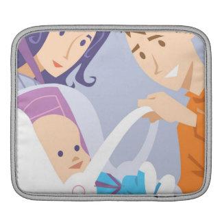 Child Safety Seat iPad Sleeves