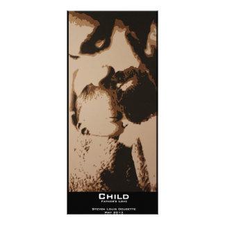 """Child"" Value Bookmark Custom Rack Cards"