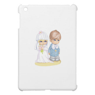 Child Wedding Dress Up Second Design Cover For The iPad Mini