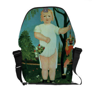 Child with a Puppet, c.1903 (oil on canvas) Courier Bags