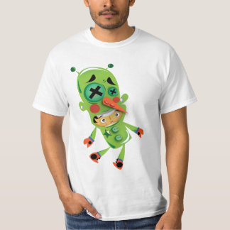 child with alien costume T-Shirt