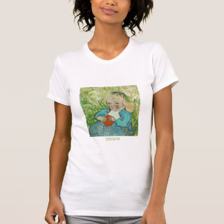 Child with an Orange by Vincent van Gogh T-Shirt