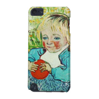 Child with Orange, 1890. Vincent van Gogh. iPod Touch (5th Generation) Cover