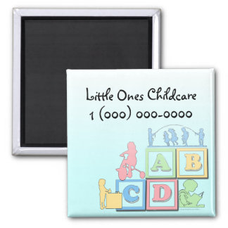 Childcare Daycare Magnet