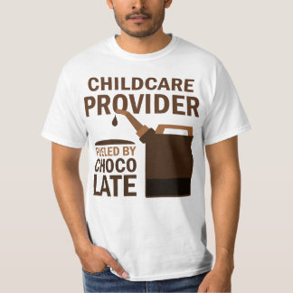 Childcare Provider Gift (Funny) T-Shirt