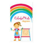 Childcare | School Teacher Business Cards