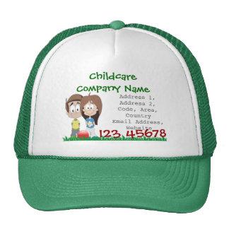 Childcare - Summer Camp - School Business Theme Trucker Hats