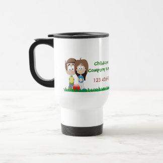 Childcare - Summer Camp - School Business Theme Mug