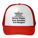 childcare worker hats