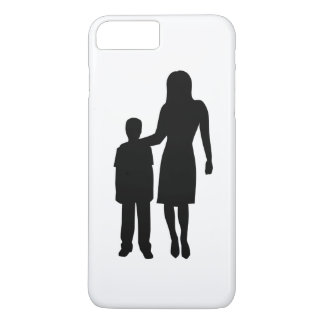 Childcare worker iPhone 7 plus case