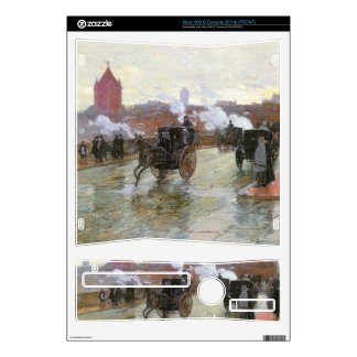 Childe Hassam - Clearing Sunset (Berkeley Street a Decals For The Xbox 360 S