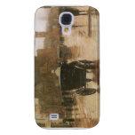 Childe Hassam - Columbus Avenue Galaxy S4 Cases