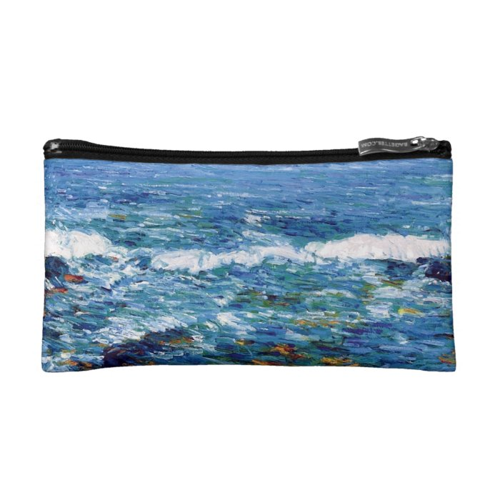 Childe Hassam - Duck Island From Appledore Cosmetic Bag