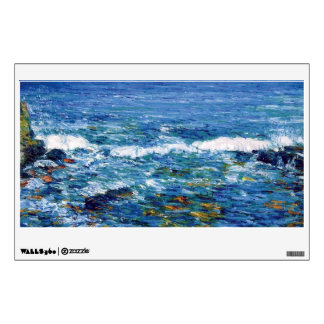 Childe Hassam - Duck Island From Appledore Wall Decal