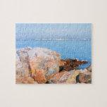 Childe Hassam - Duck island Jigsaw Puzzles
