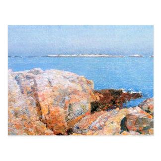 Childe Hassam - Duck island Postcard
