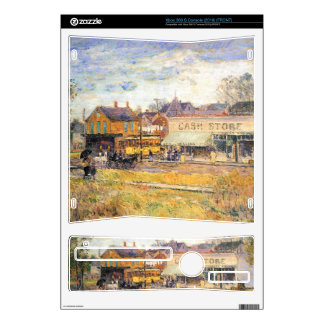 Childe Hassam - End of the tram Oak Park Illinois Skin For The Xbox 360 S