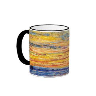 Childe Hassam - Evening Ringer Coffee Mug