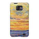 Childe Hassam - Evening Samsung Galaxy S2 Covers