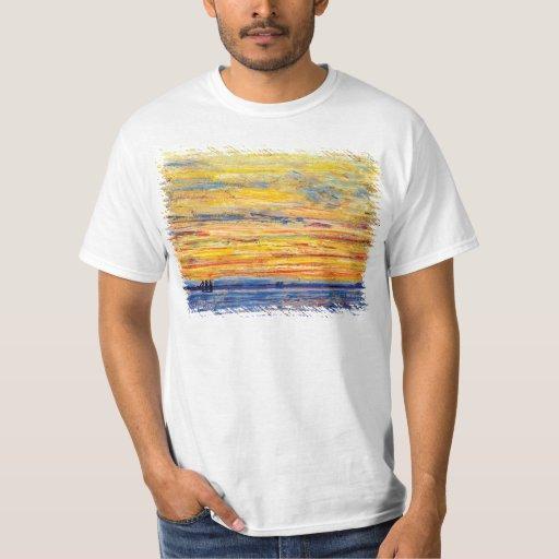 Childe Hassam - Evening T-Shirt