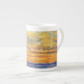 Childe Hassam - Evening Tea Cup