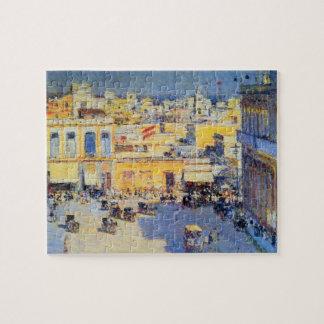 Childe Hassam - Havana Cuba Puzzles