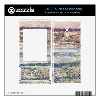 Childe Hassam - hielo en el río Hudson HTC Touch Pro Skins