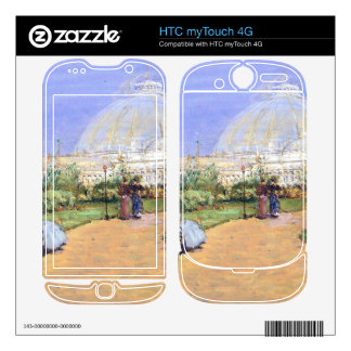 Childe Hassam - House of gardens Worlds Columbian HTC myTouch 4G Decals