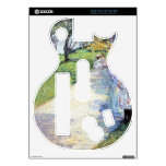 Childe Hassam - In Central Park Guitar Hero Decal