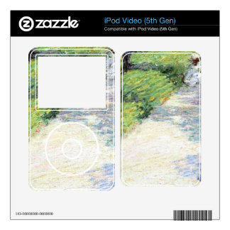 Childe Hassam - In Central Park Skins For iPod Video
